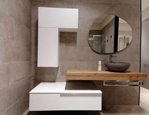 Mobile arredo bagno Sospeso Eurobagni Momi lab a prezzo conveniente