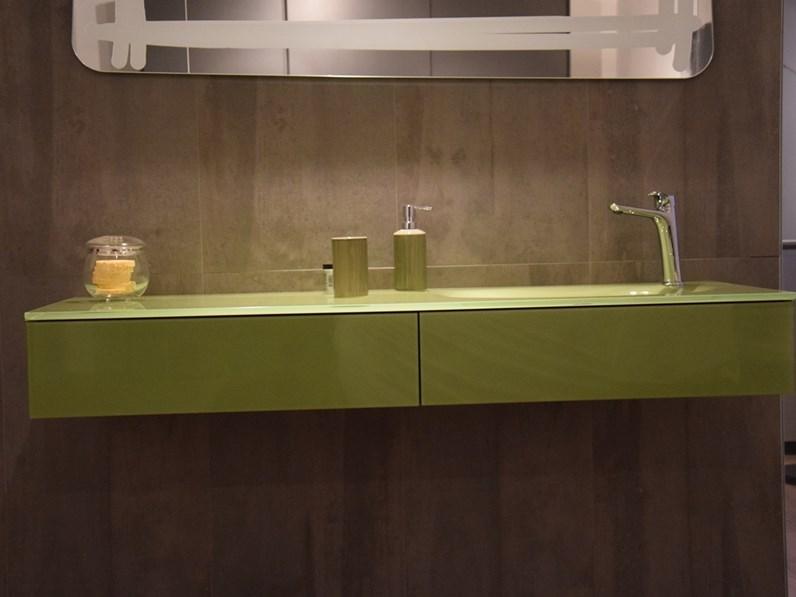 Mobili Arredo Bagno Prezzi.Mobile Arredo Bagno Sospeso Lago Lago Bathroom A Prezzo Scontato