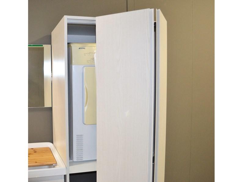 Mobile bagno A terra Colonna lavanderia Birex a prezzo ribassato