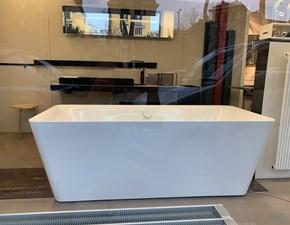 Mobile bagno A terra Kaldewei vasca libera installazione 175x75 cm - in acciaio smaltato 1174 incava Artigianale a prezzi outlet