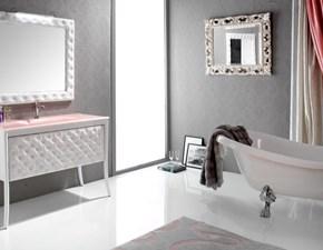 Mobile bagno A terra Modello in capitonné Euro bagno con forte sconto