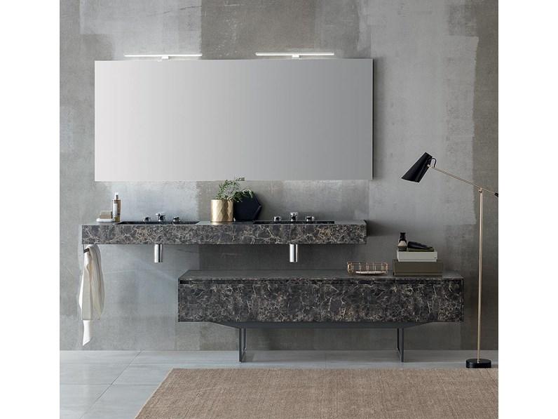 Mobili bagno da terra perfect mobili da bagno economici for Arredo bagno mobili a terra