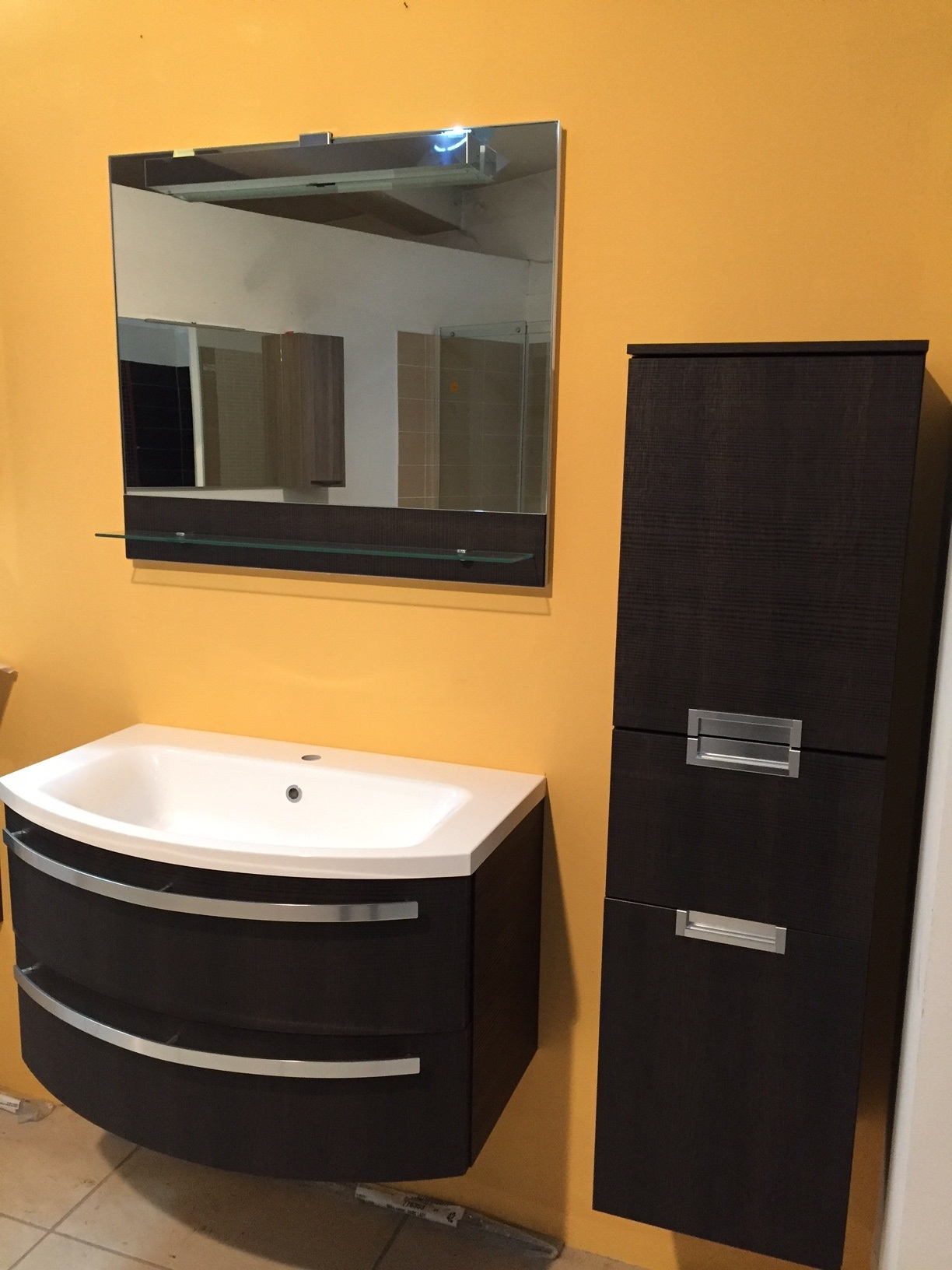 Mobili bagno scontati gallery of scavolini bagno rivo for Arredo bagno brescia offerte