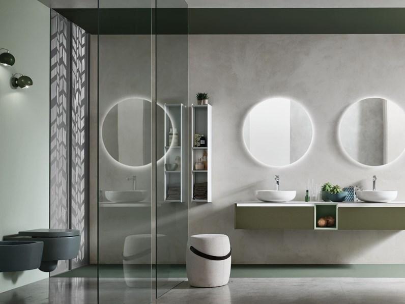 Mobile bagno arcom in offerta outlet for Proposte di arredo