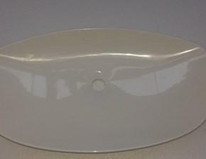 Mobile bagno Arlex Lavabo slide bianco lucido  con un ribasso del 76%