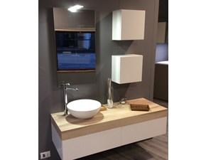 Mobile bagno Artigianale Comp2 IN OFFERTA OUTLET