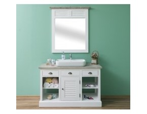 Mobile bagno Artigianale Shabby IN OFFERTA OUTLET