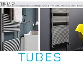 Mobile bagno Artigianale Tubes termoarredo scaldasalviette ixsteel ba10x inox spazzolato con uno sconto del 45%