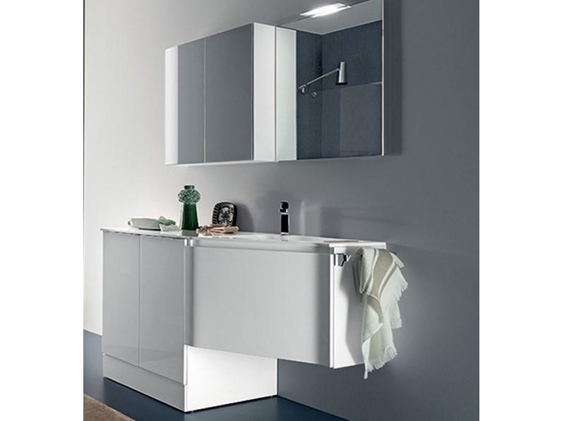 mobile bagno attrezzato a lavanderia, by Rab Arredobagno, nuovo ...