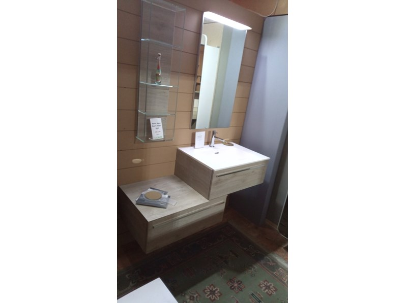 Mobile bagno azzurra bagni lime in offerta outlet - Mobile bagno azzurra ...