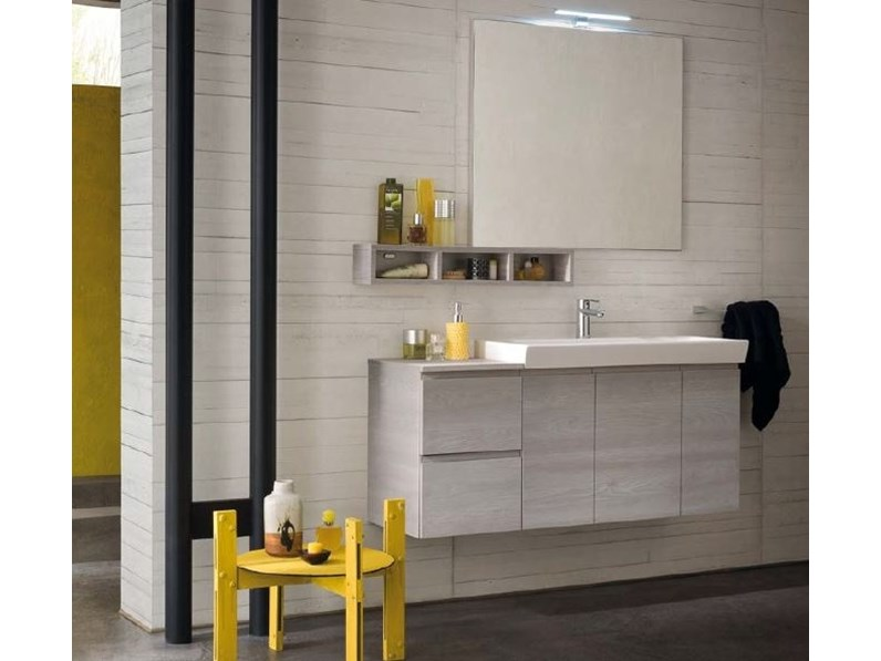 Mobile bagno b go prezzo offerta outlet for Outlet arredo bagno