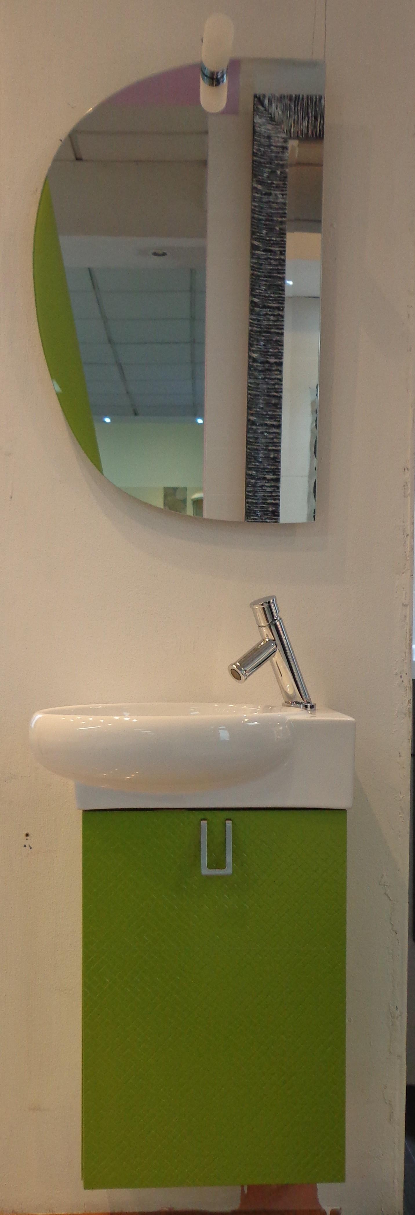 Mobile Bagno Verde ~ idee di design per la casa