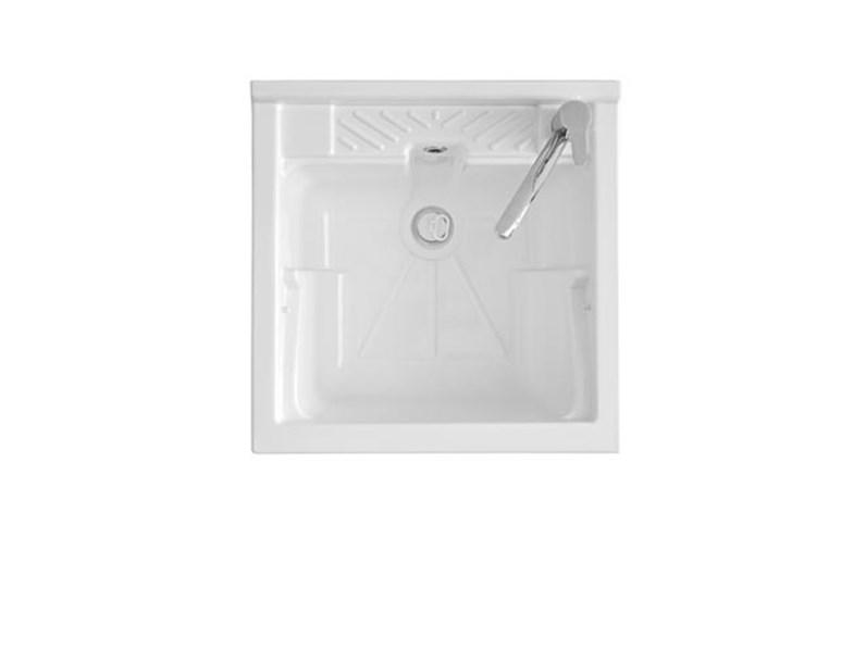 Mobile bagno Birex Lavatoio con lavabo in ceramica a prezzo scontato 30%