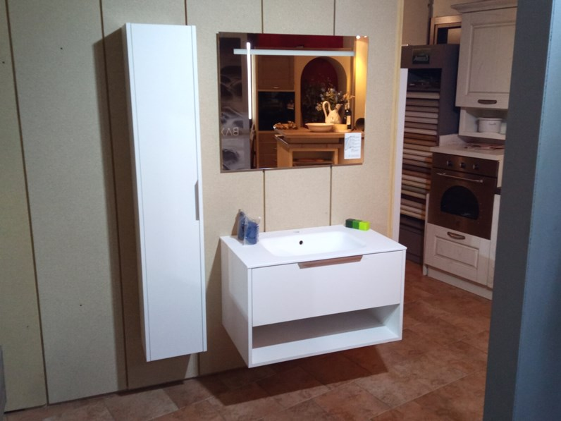 Mobile bagno cerasa assolo in offerta outlet for Mobili in offerta