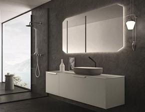 Mobile bagno Cerasa Nero lab con uno sconto imperdibile