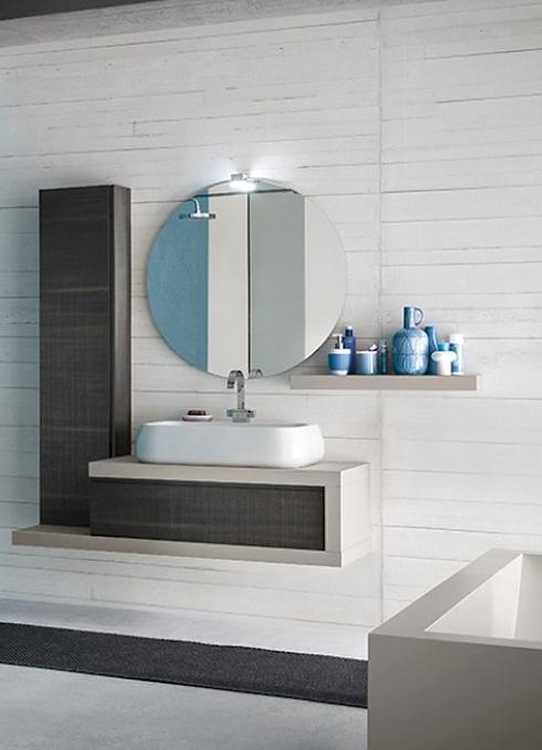 Specchi per bagni moderni specchiera classica with - Specchi per bagno moderni ...