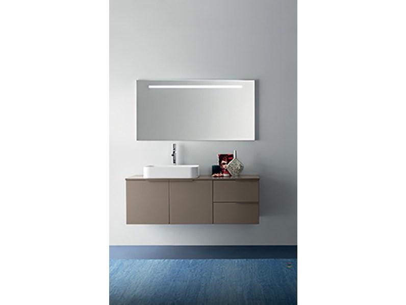 Mobile bagno con lavabo ad appoggio by rab arredobagno nuovo a prezzo scontato - Mobile bagno prezzo ...