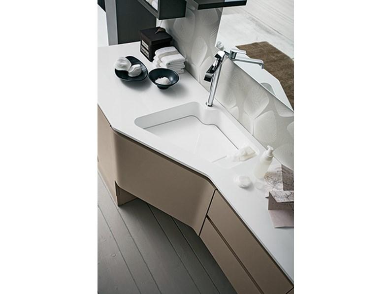 Mobile bagno con lavanderia, by rab arredobagno, nuovo a prezzo scontato