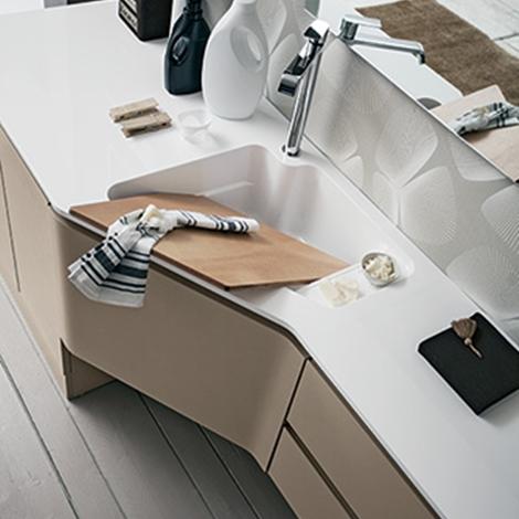 mobile bagno con lavanderia, by rab arredobagno, nuovo, scontato ... - Rab Arredo Bagno