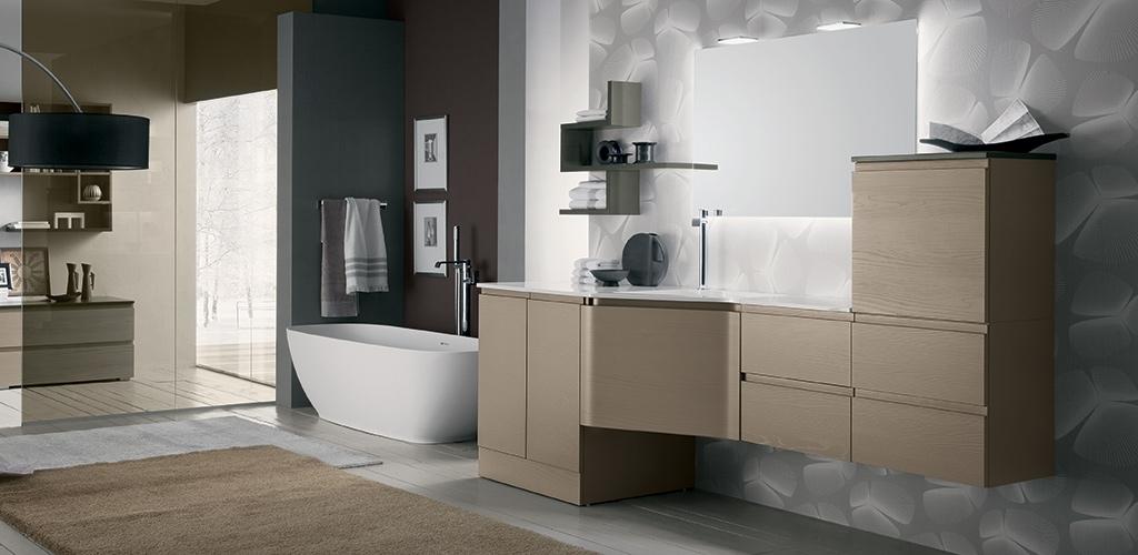 Mobile bagno con lavanderia by rab arredobagno nuovo - Bagno nuovo prezzi ...