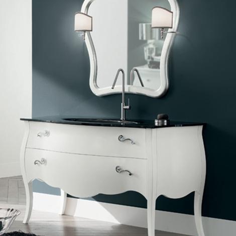 Mobile bagno con lavello sottopiano by rab arredobagno - Mobile lavello bagno ...
