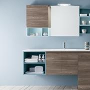 prezzi mobili lavanderia - Arredo Bagno Con Lavatrice Incasso