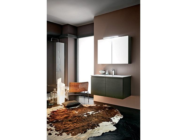 Mobile bagno con specchio contenitore, by RAB arredobagno, nuovo a ...