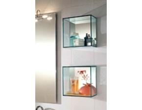 Mobile bagno Cubi in cristallo Euro bagno SCONTATO 42%