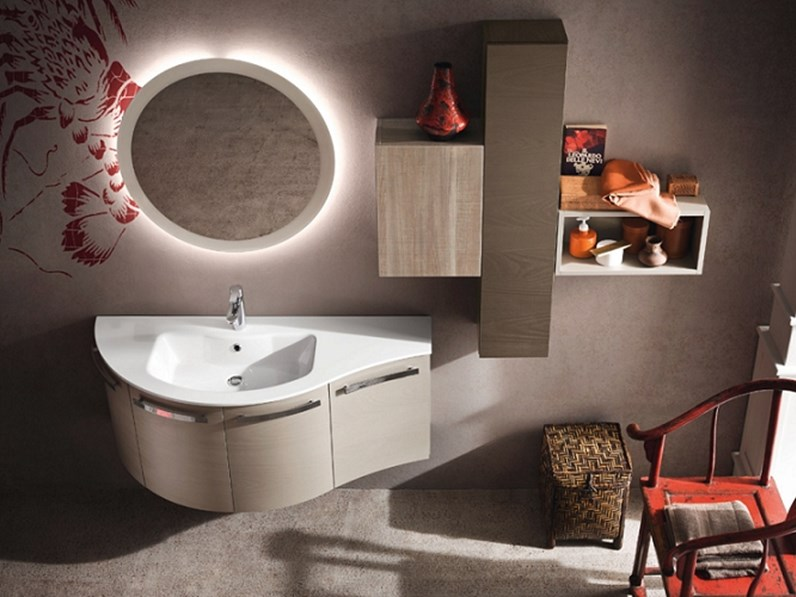 Mobile bagno di compab in offerta outlet for Mobili di design in offerta