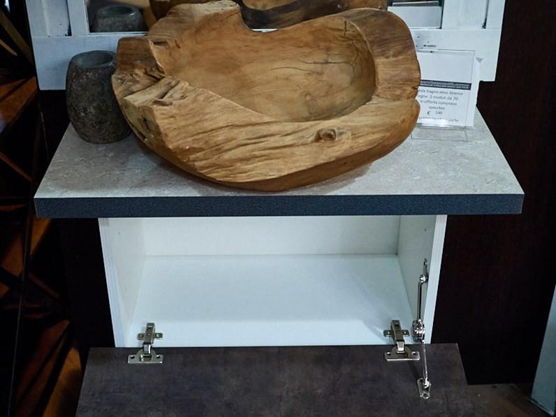 Mobile bagno etnico seta bronzo minimal in offerta - Mobile bagno etnico ...