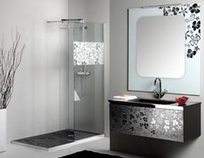 Mobile bagno Euro bagno Fiorilu marrone IN OFFERTA OUTLET