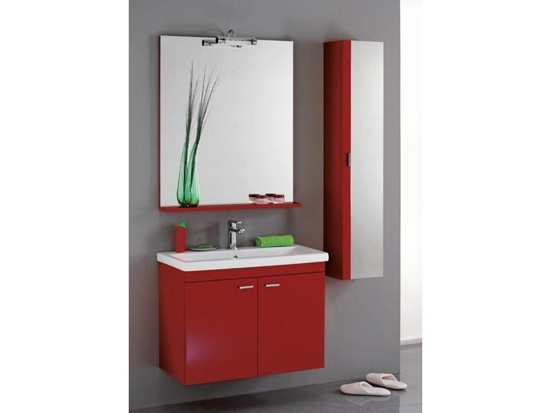 Mobile bagno euro bagno nara in offerta outlet for Arredo bagno a poco prezzo