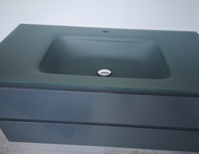 Mobile bagno Euro bagno Ombra lavabo ombra satinato IN OFFERTA OUTLET