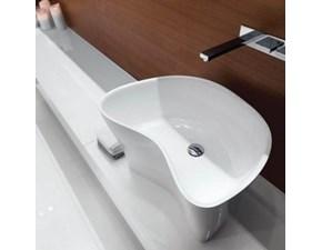 Mobile bagno Falper Lavabo level 45 a prezzo ribassato 65%