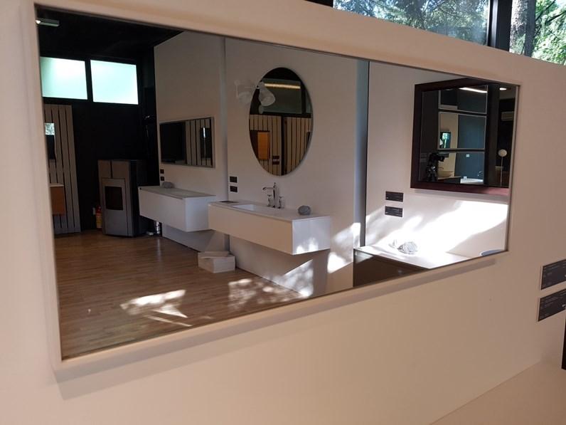 Mobile bagno falper specchi in offerta outlet for Specchi arredo bagno