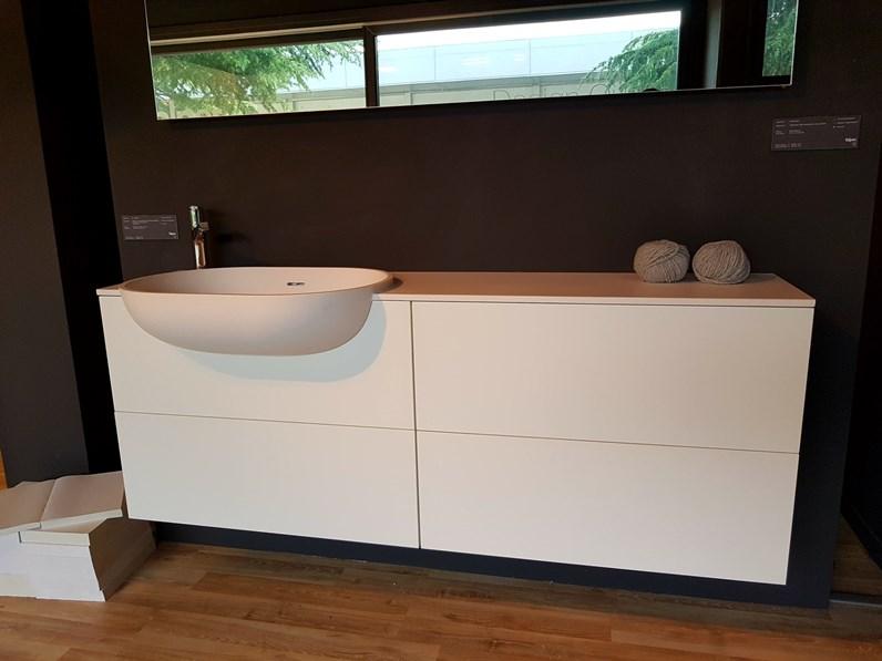 Mobile bagno falper via veneto soft in offerta outlet for Outlet arredamento veneto