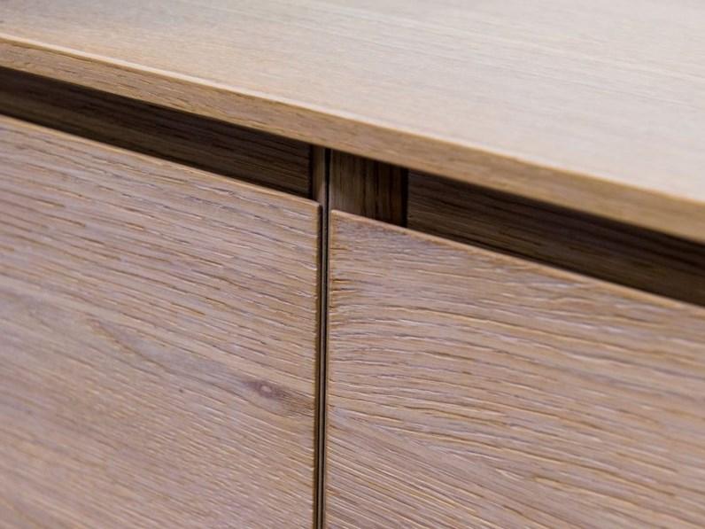 Mobile Bagno Fenice Rovere Naturale Piano Ecomalta Con Vasca