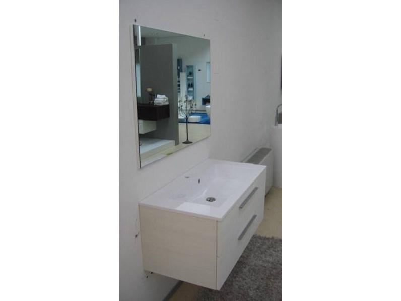 Arlex mobile per bagno con cassetti e top integrato in offerta - Arredo bagno scontatissimo ...