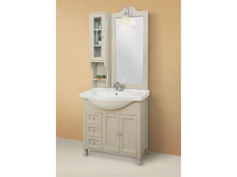 Mobile bagno firenze 85x50 cm scontato 40 - Amico bagno firenze ...
