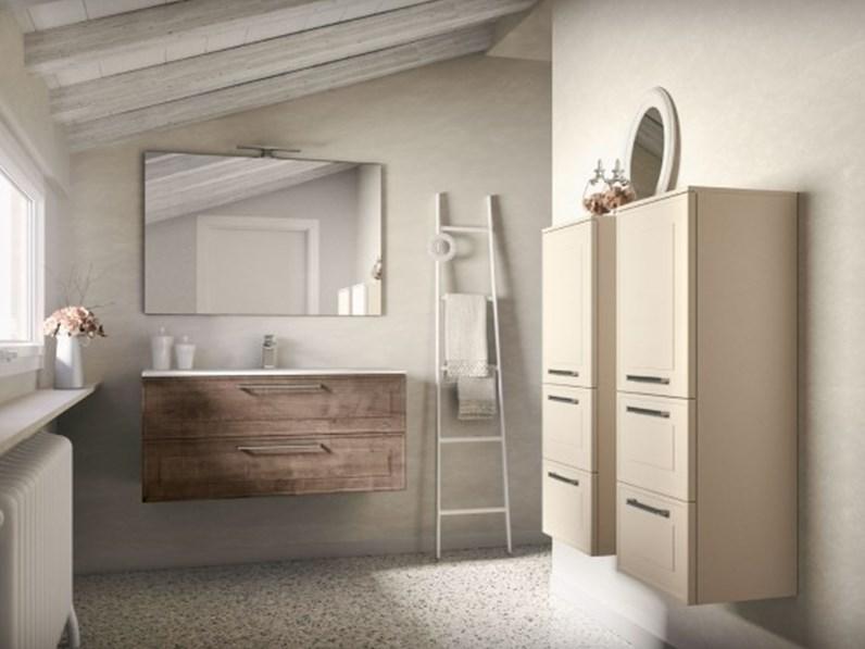 Mobili Da Bagno Idea.Mobile Bagno Idea Group Dressy In Offerta Outlet