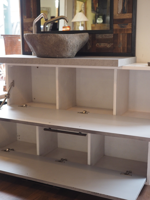 Arredo bagno bricoman design casa creativa e mobili - Arredo bagno legno ...