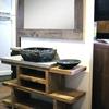 Arlex mobile consolle da bagno in offerta arredo bagno a prezzi scontati - Mobile bagno etnico ...