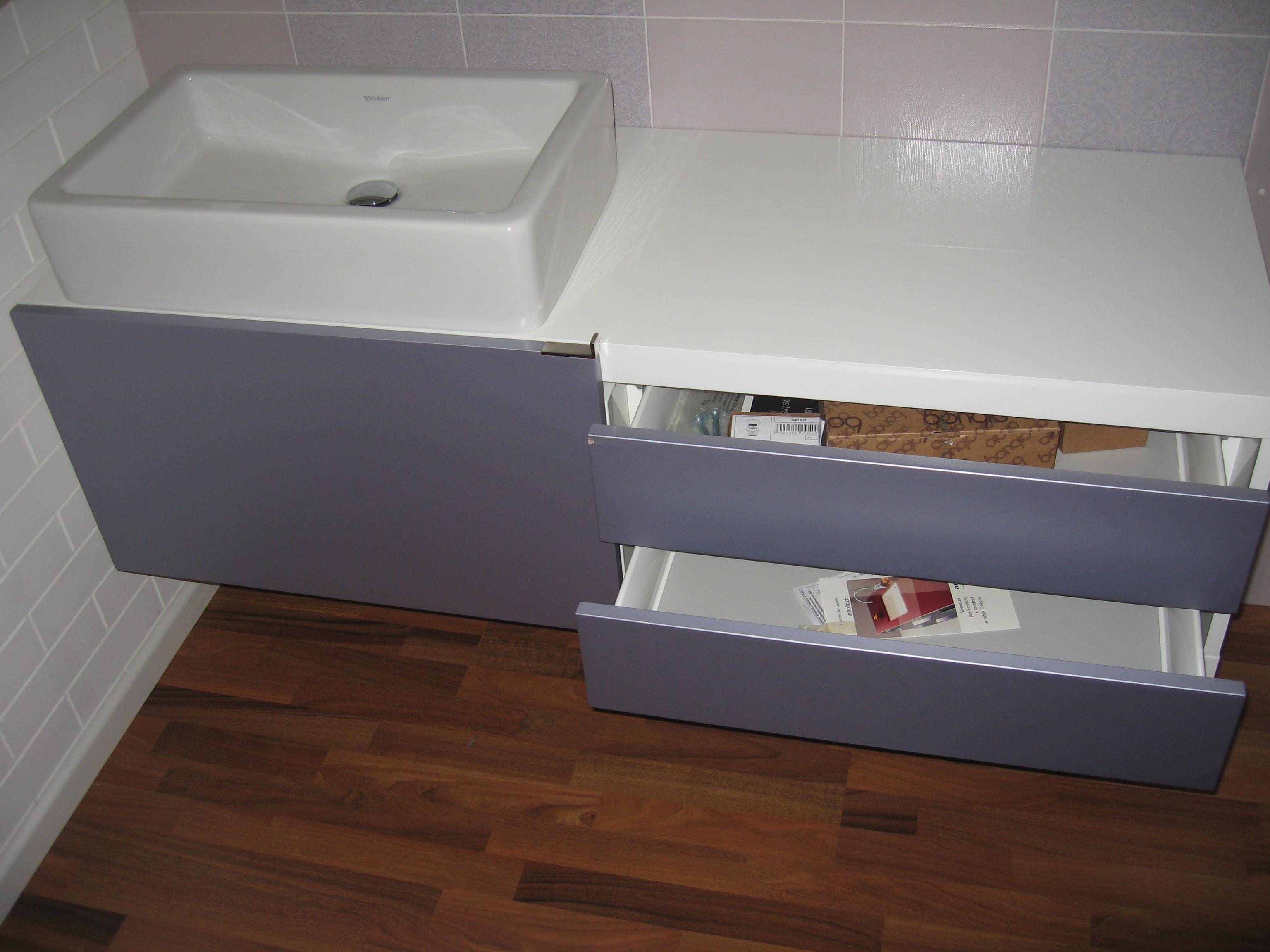 Arlex mobile bagno in offerta arredo bagno a prezzi scontati for Arredo bagno viola
