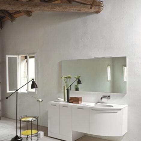 Mobili per incasso lavatrice design casa creativa e for Mobili bagno on line scontati