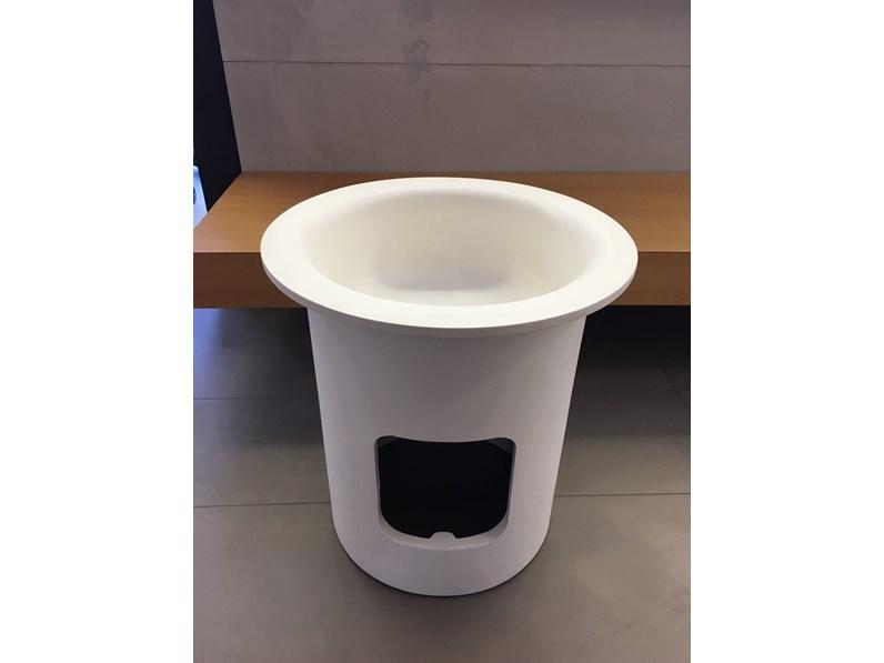 Mobile bagno In-out lavabo appoggio Agape design SCONTATO 50%