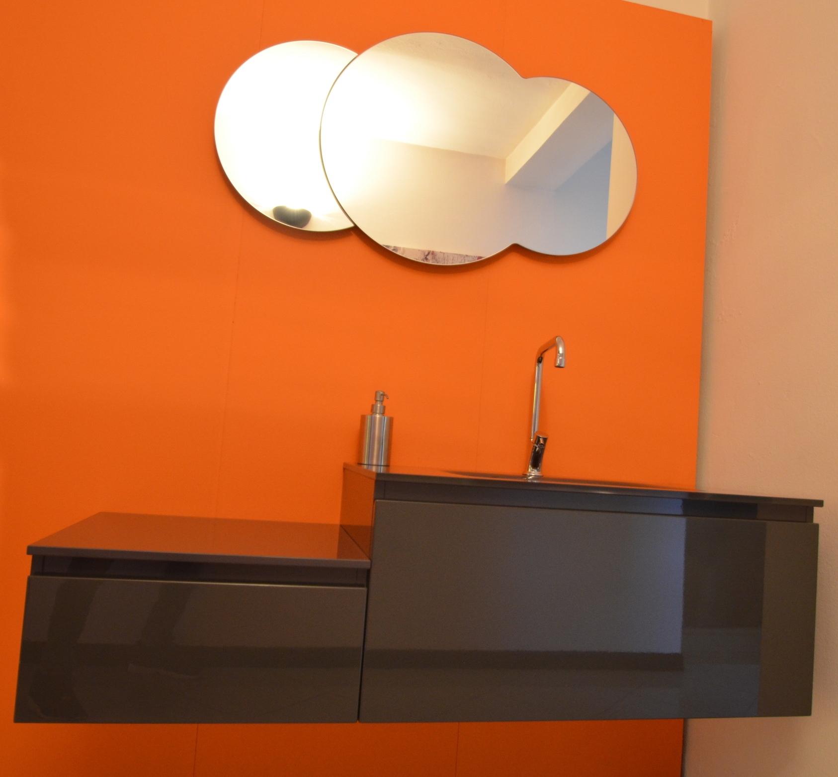 Mobile bagno include di synergie scontata del 50 arredo - Mobile bagno 50 cm ...