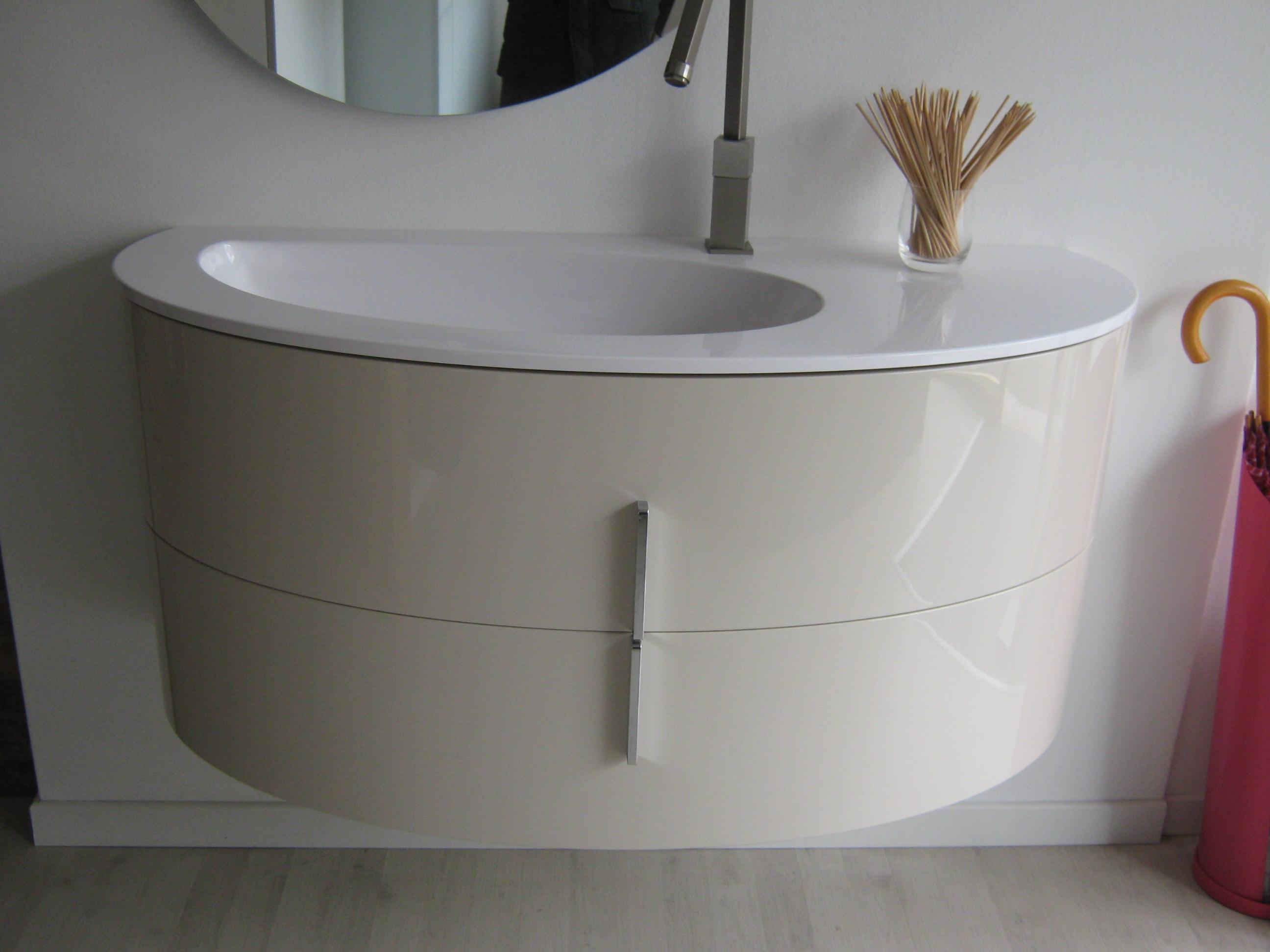Voffca.com  Carrello Cucina Legno Bianco Decape