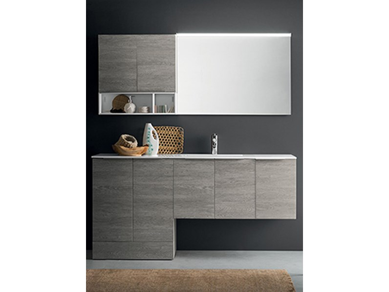Rab Arredobagno. Bathroom Furniture Set Ab By Rab ...