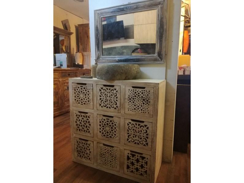 Mobile bagno legno arabescue Nuovi mondi cucine: mobile da bagno A ...