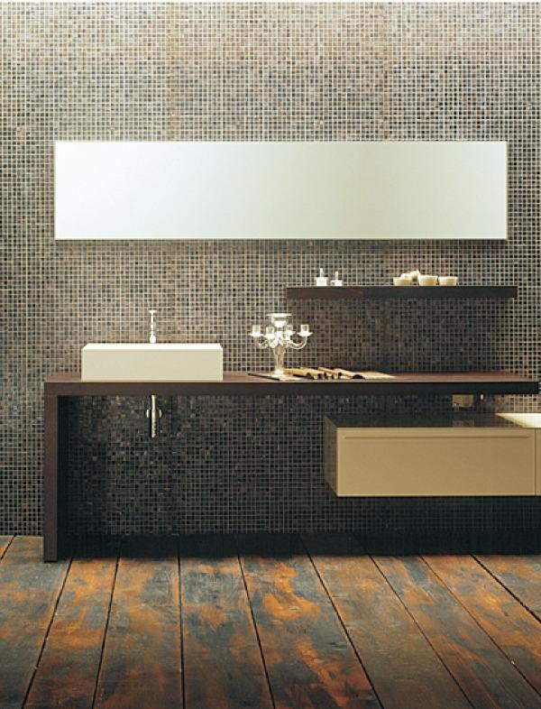 Mobile bagno minimal arredo bagno a prezzi scontati for Mobile bagno minimal